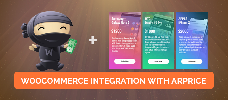 WooCommerce Integration with ARPrice