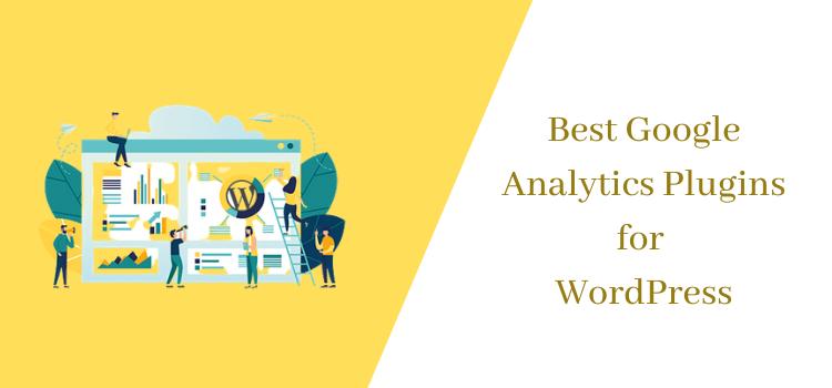 Google Analytics Plugins for WordPress
